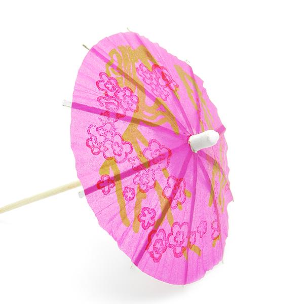 Becher-Schirmchen