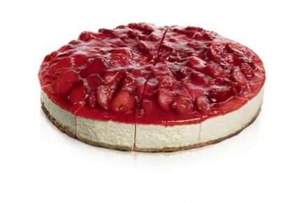 Cheesecake Erdbeere