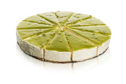 Cheesecake Limette