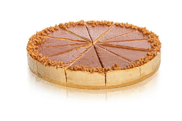 Cheesecake Salziger Karamell
