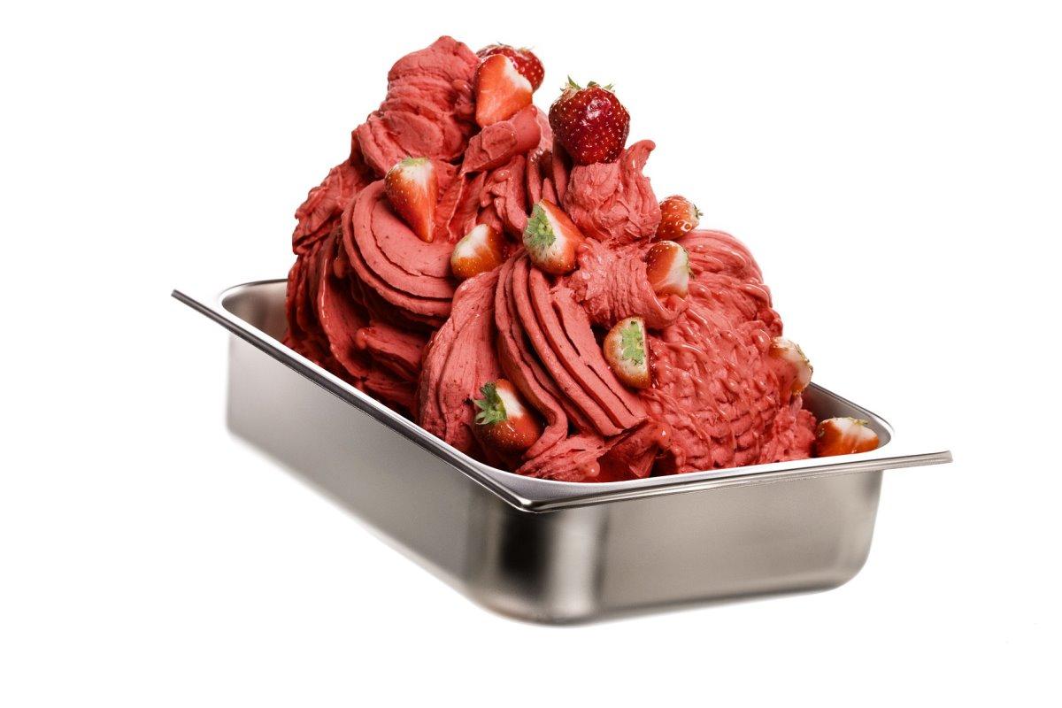 RAW Erdbeere